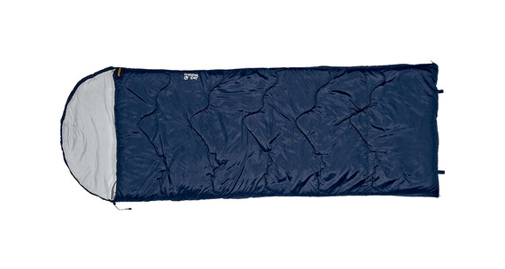 Saco de dormir Jack Wolfskin Beautiful South azul